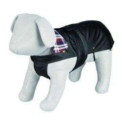 Manteau pour chien Paris à la mode - Noir