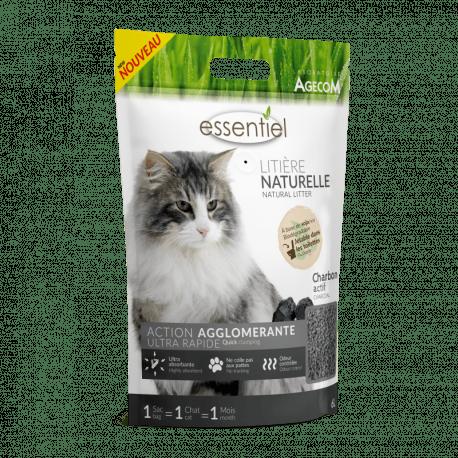 Litière pour chat Extrem classic poudre de bébé