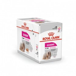 Sachets humides Royal Canin Exigent Chien 12 x 85 Gr