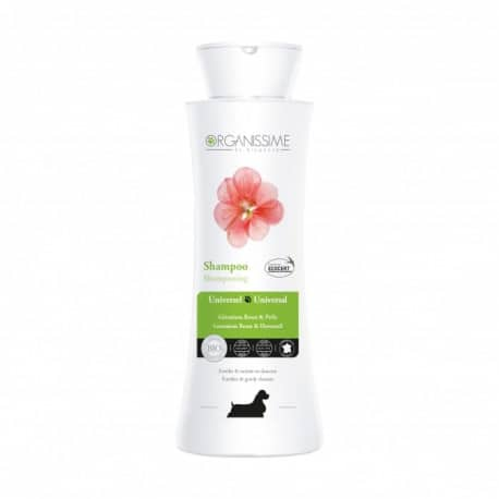Shampiong Organissime Bio Universel 250 Ml pour chien