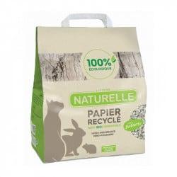 Litière Perlinette Papier recyclé