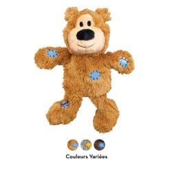 Jouet Kong Wildknots Bears pour chien