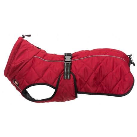 Manteau pour chien Trixie Minot Rouge