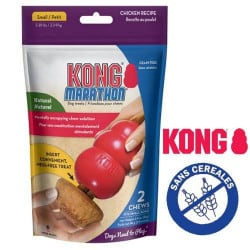 Friandise Kong Marathon au poulet