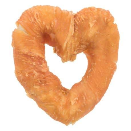 Cœur à mâcher au poulet Denta Fun Chicken Heart 70 Gr