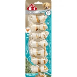 Friandises pour chien 8 in1 Dental Delights XS