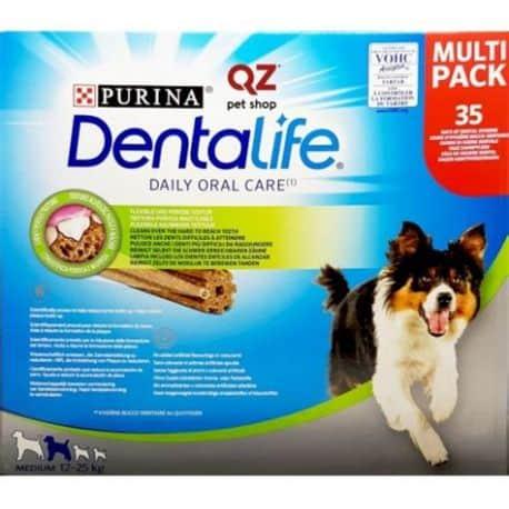 Battonnet dentaire pour chien Dentalife Multi Pack : Medium