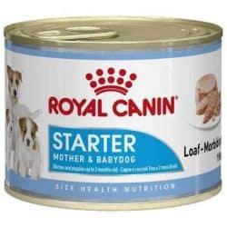 Boïte pour chiot Starter Mousse Babydog 195gr