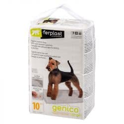 Tapis absorbant (tapis d'éducation) GENICO Large 10 unités