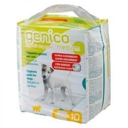 Tapis absorbant (tapis d'éducation) GENICO Medium 10 unités