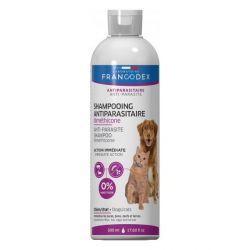 Shampoing Antiparasitaire pour chiens et chats à base de Dymethicone 500ml