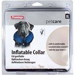 Colerette gonflable pour très grand chiens XL