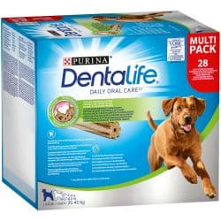 Friandise dentaire pour chien Dentalife Multi Pack LARGE (grand chien)