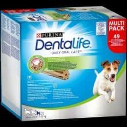Friandise dentaire pour chien Dentalife Multi Pack SMALL (Petit chien)