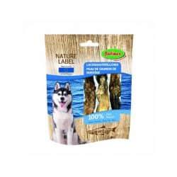 Frianses pour chien au Saumon- Peau de Saumon 50gr