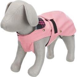 Manteau pour chien Paris à la mode - Rose