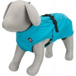 Manteau imperméable bleu Vimy pour chien