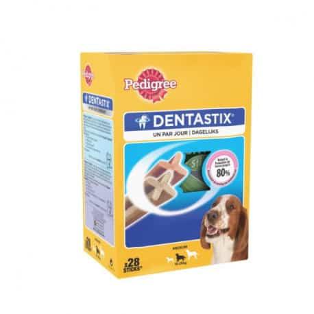 Pedigree Pal - Bâtonnets Dentastix pour chien moyen