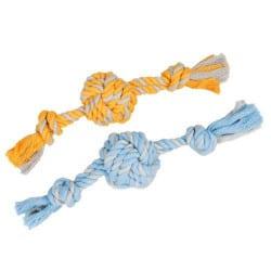 Corde Knot Balle XS pour petit chien pour chien 20cm