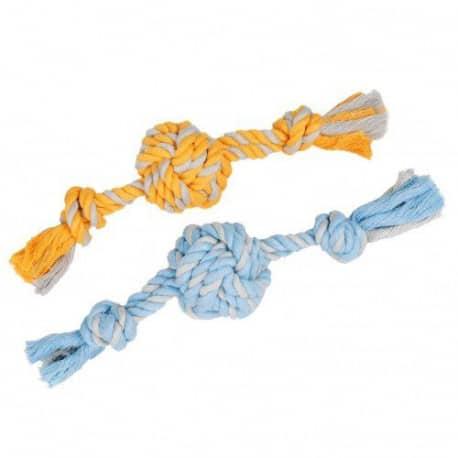 Corde Knot Balle XS pour petit chien pour chien